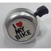I love my bike Timbre I Love