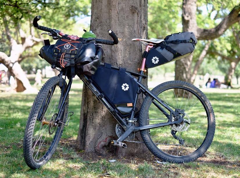 3f360840631 Bolsos para bicicleta - Bolso para Marco de Bicicleta
